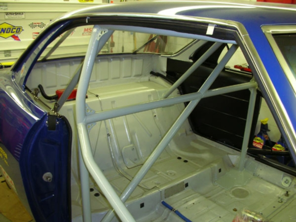Roll Cage More Photos